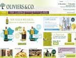 code promo olivier and co